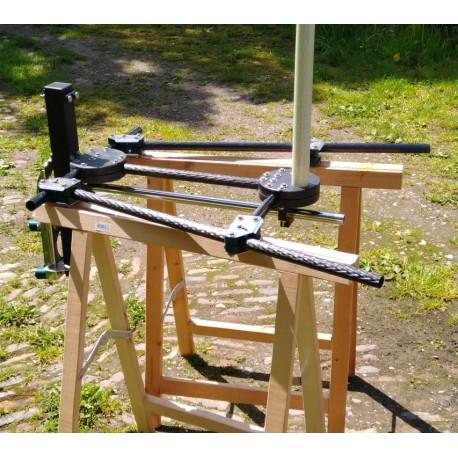Y&B Xwindvane self steering system