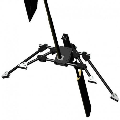 Y&B Variable windvane self steering system